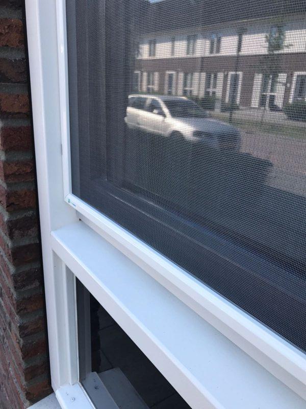 Inzethor van buitenaf close up | Horrentotaal.nl